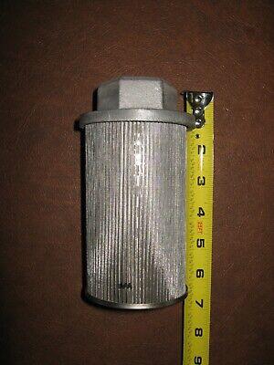Hydraulic Oil Fuel Tank Filter Strainer 1-14 Npt 6 Tall