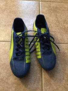 Puma size 8 cleats