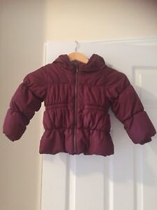 Girls Jacket * Beautiful Colour in Great Condition size 4T $10