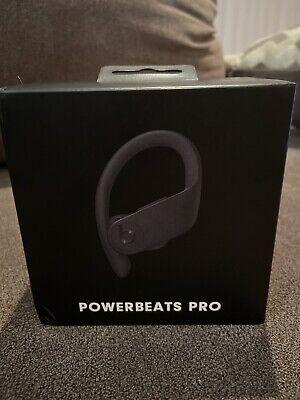 Beats by Dr. Dre MV6Y2LL/A Powerbeats Pro In-Ear Wireless Headphones - Black