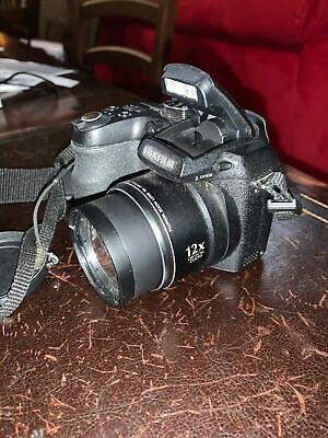 FOTOCAMERA DIGITALE FUJIFILM FINEPIX S1000fd USATA FUNZIONANTE