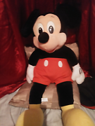 Very Large Genuine Disneyland Mickey Mouse Brahma Lodge Salisbury Area Preview