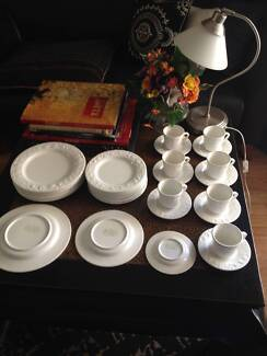 White Dinner Set of 6 Innaloo Stirling Area Preview