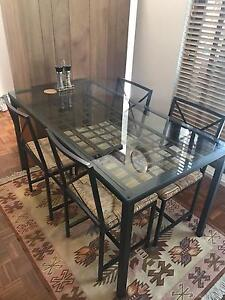 Dining table 4 seater for sale Wollstonecraft North Sydney Area Preview
