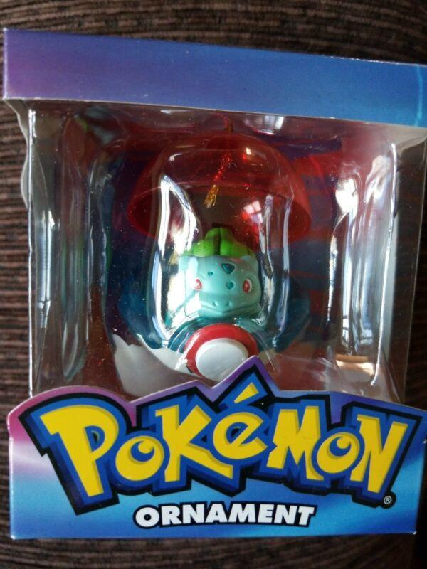 New Pokemon Christmas Tree Ornament Bulbasaur