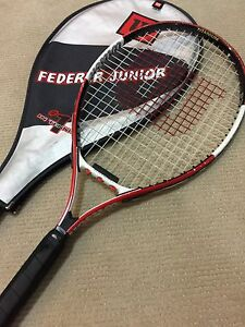 Wilson Federer Junior Tennis Rackets