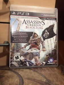 Assassin's Creed IV Black Flag Ps2
