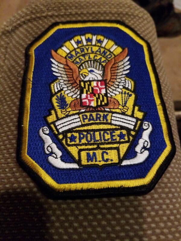 Maryland Park Police Patch