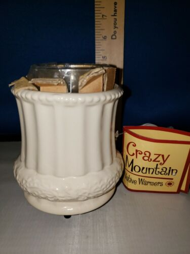 Candle Warmer Electric Votive White 5330 254