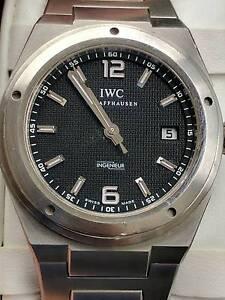 IWC Ingenieur 3227 on bracelet Randwick Eastern Suburbs Preview