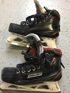 Bauer Vapor 1X goalie skates (junior)
