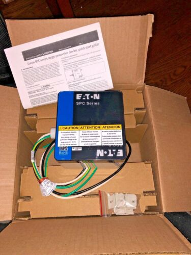 EATON CORPORATION SPC080240N2P SPC SERIES SURGE PROTECTION DEVICE