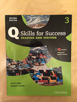 Q: Skills for Success Reading and Writing Level 3 Student Book 2nd (Skills For Success Reading And Writing 2)