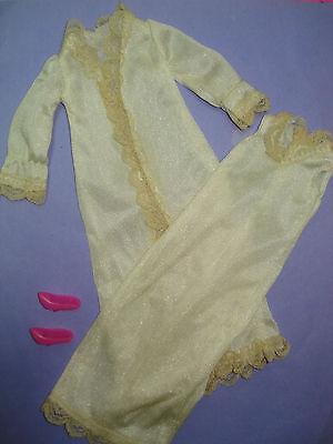 Vtg Barbie SUPERSTAR 80s Doll Clothes Lot FASHION FAVORITES Set 1981 3785