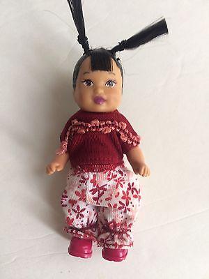 Mattel Barbie Happy Family Neighborhood Toddler