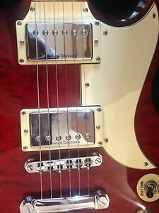 Greg Bennett Torino electric guitar