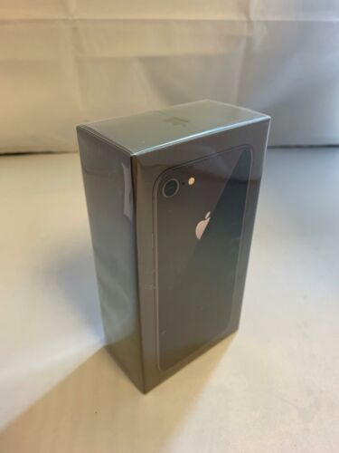 NEW SEALED Apple iPhone 8 - 64GB - Space Gray  A1905  *FREE