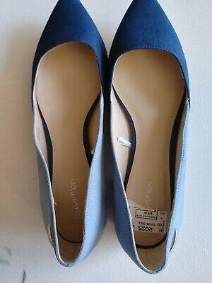 Women calvin klein shoes