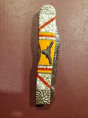 CASE CHEETAH 61111/2-SS BRIAN YELLOWHORSE KNIFE