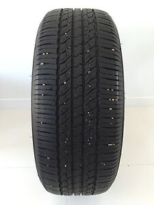 One 245/55/R19 AllSeason Toyo A20 Open  Country -lots of tread