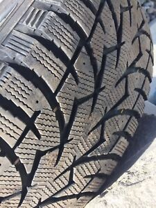 Toyo observe g3 ice 225/65/17