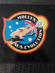 Vinyl record Molly's Aus Revolution - various artists Clarkson Wanneroo Area Preview