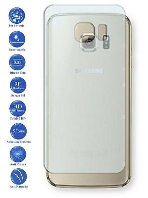 Protector de Pantalla Cristal Templado TRASERO para Samsung Galaxy S6 SM-G920