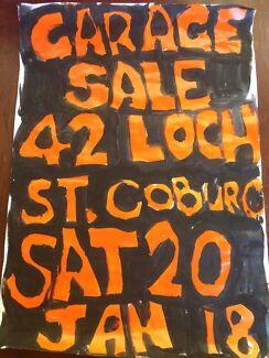 GARAGE - 42 Loch Street, Coburg - SALE!