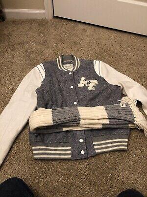 Abercrombie Women's Jacket & Scarf