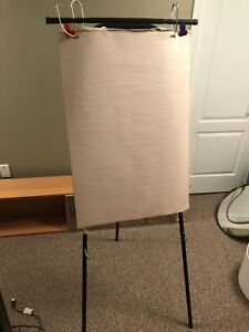 Free Easel w/ Paper