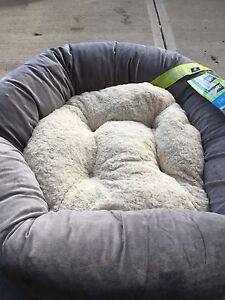 Round Large Dog Bed