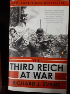 Richard J Evans Third Reich Series