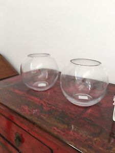 Glass Vases Hurstville Hurstville Area Preview