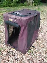 Fold up kennel for cat or small dog Kuranda Tablelands Preview