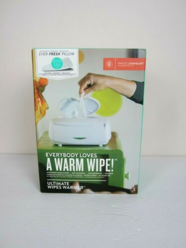 Prince Lionheart Ultimate Wipes Warmer NEW IN BOX