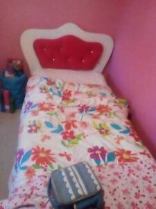 Princess single bed Albury Albury Area Preview