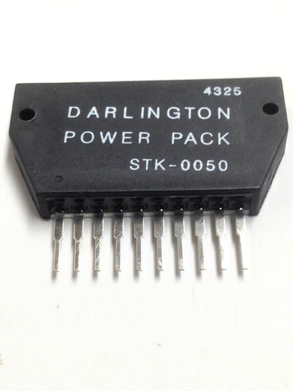 STK0050  STK-0050  DARLINGTON POWER AMPLIFIER  1 pc