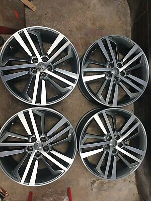 20 inch 5x112 Genuine Audi Q5 FY Alloy wheels