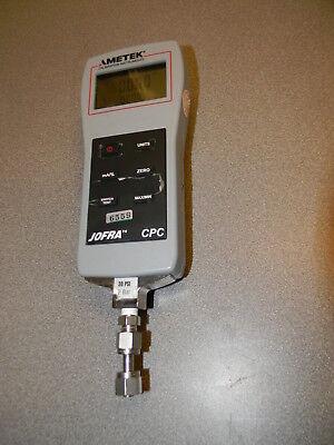 Ametek Cpc030cindg 30psi 2bar Compact Series Pressure Calibrator