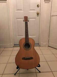 Squier by Fender MA-1 acoustic guitar