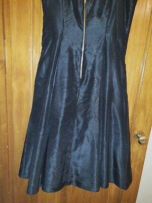 Julian Taylor Lovely Ladies Black Dress UK12