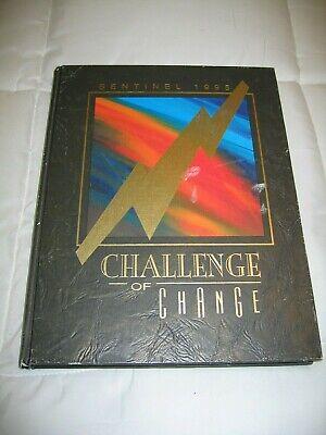 Sentinel Challenge of Change Yearbook Victor J Andrew High School Vol 18 1995