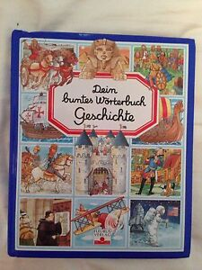 German children's book - illustrated history  Peterborough Peterborough Area image 1