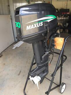 Maxus 30 HP outboard motor