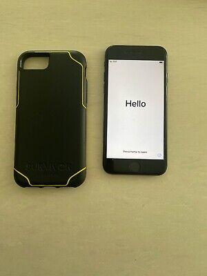 Apple iPhone 7 - 32GB - Jet Black (Vodafone) A1778 (GSM)