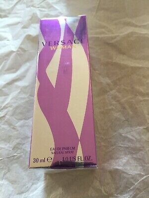 Versace Woman Eau De Parfum Natural Spray 30ml Boxed & Sealed
