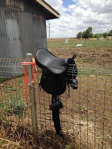 Kids saddle and mini bridle for sale Westbrook Toowoomba Surrounds Preview