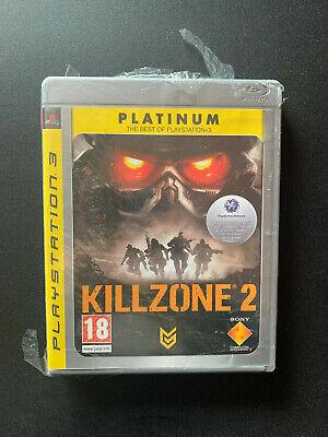 Usado, Killzone 2 PS3 Play Station 3 PAL NUEVO PRECINTADO segunda mano  Embacar hacia Argentina