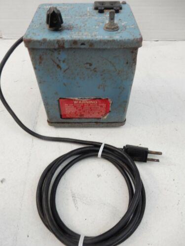VIZ Isotap II WP-27A Isolation Transformer Vintage.