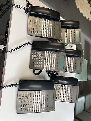 6 Nec Dsx 22b And 34b Phones
